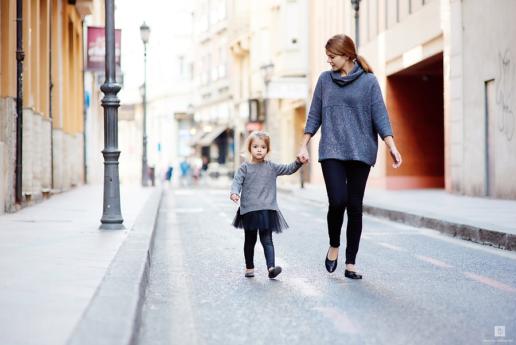 Семейная фотосессия в Испании Люды и Люсии, Свадебный и фэшн фотограф в Италии Анна Баранова