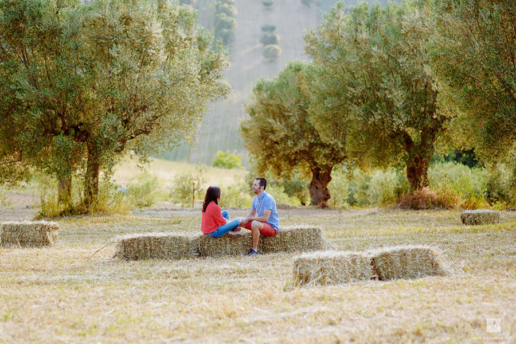 Couple photoshoot in Abruzzo of Davide and Barbara, Wedding and Fashion Photographer in Italy Hanna Baranava