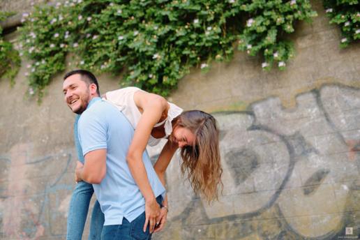 Свадебная фотосессия во Флоренции Андрея и Ольги