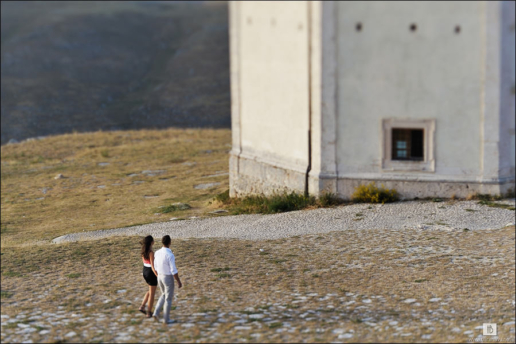 Couple photoshoot in Calascio of Alex and Illarion, Wedding and Fashion Photographer in Italy Hanna Baranava