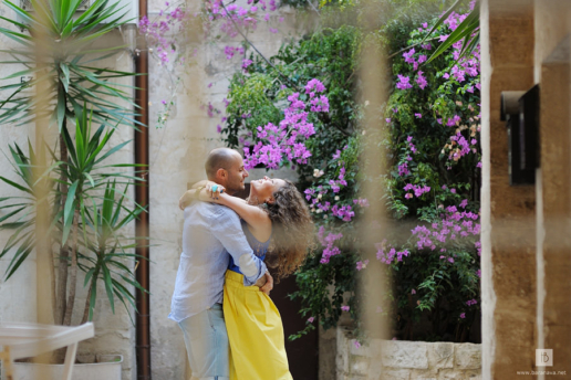 Couple photoshoot in Apulia of Corrado and Maria, Wedding and Fashion Photographer in Italy Hanna Baranava