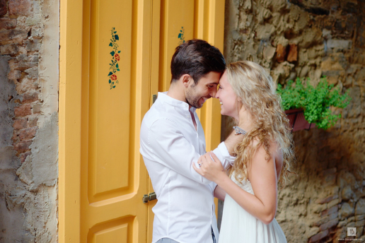Couple photoshoot in Abruzzo of Marco and Grace, Wedding and Fashion Photographer in Italy Hanna Baranava