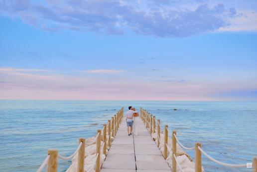 Foto di coppia in Abruzzo per Marco e Grace, Fotografa di Matrimonio e di Moda a Milano Hanna Baranava