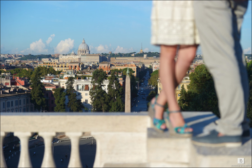 Couple photoshoot in Rome of Roman and Alena, Wedding and Fashion Photographer in Italy Hanna Baranava