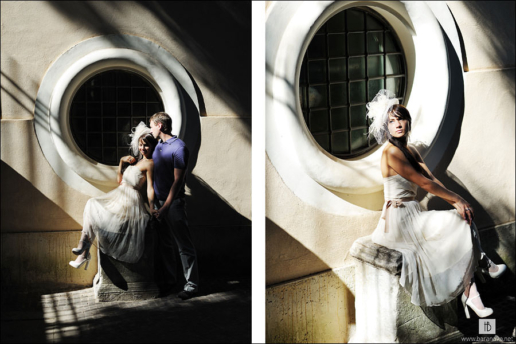 Couple photoshoot in Rome of Anna and Evgeniy, Wedding and Fashion Photographer in Italy Hanna Baranava
