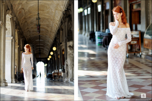 Couple photoshoot in Venice of Anna and Viacheslav, Wedding and Fashion Photographer in Italy Hanna Baranava