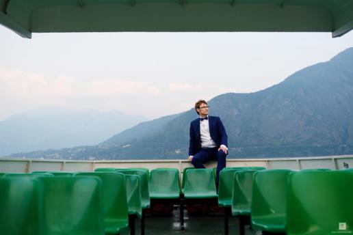 Elopement on Lake Como of Sergey and Veronika, Wedding and Fashion Photographer in Italy Hanna Baranava