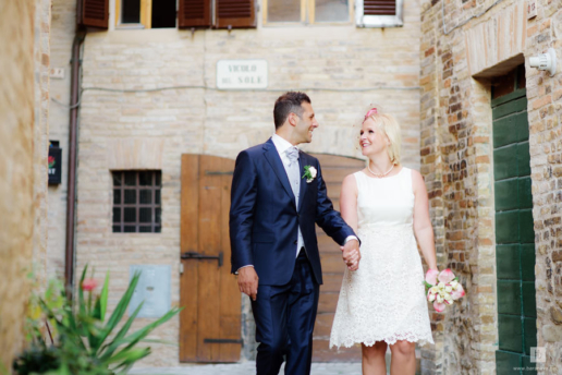 Destination wedding in Marche of Pietro and Julia, Wedding and Fashion Photographer in Italy Hanna Baranava