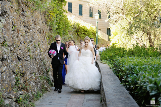 Destination wedding in Portofino of Daria and Sergey, Wedding and Fashion Photographer in Italy Hanna Baranava
