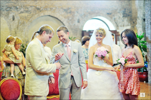 Свадьба в Риме Татьяны и Николая, Свадебный и фэшн фотограф в Италии Анна Баранова