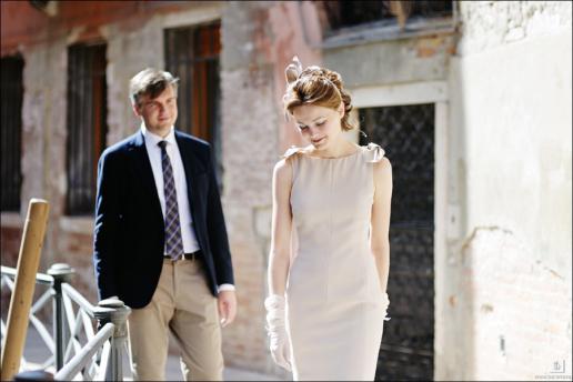 Свадьба для двоих в Венеции Анны и Павла, Свадебный и фэшн фотограф в Италии Анна Баранова